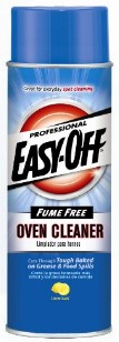 Easy Off Professional Fume Free Oven Cleaner Aerosol