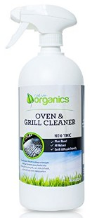 Natural Organics 100% Natural Oven & Grill Cleaner